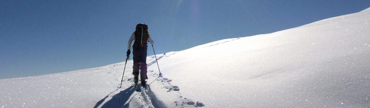 Scialpinismo in Valle Po - Hotel La Colletta Paesana