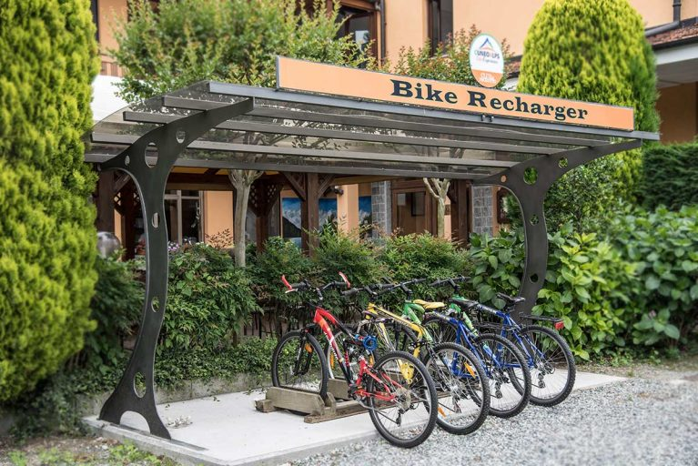 New! Electric bike rental at Hotel La Colletta